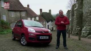 Fiat Panda video review - Auto Express(Watch our video review of the new Fiat Panda Read our first UK drive here: ..., 2012-02-28T12:45:08.000Z)