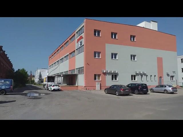 Kraków Hala magazynowa