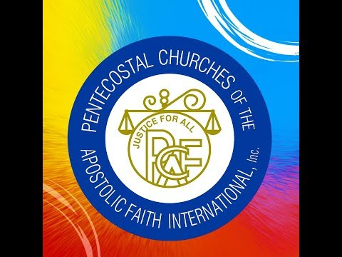 PCAF 60th Holy Convocation Sunday Morning Message - Bishop Lambert W. Gates, Sr.