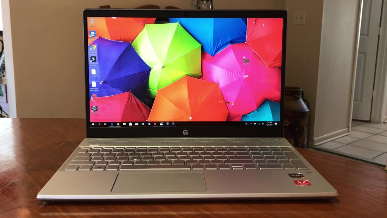 HP Pavilion 15z Laptop Review - YouTube