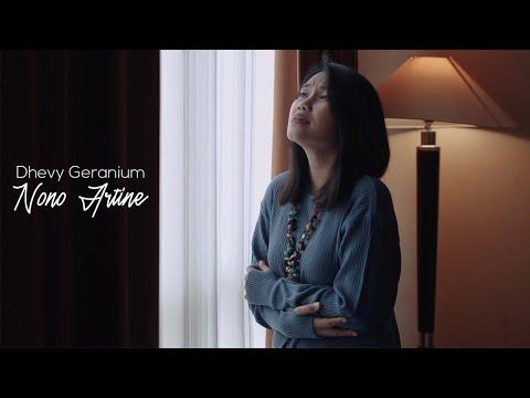Dhevy Geranium - Nono Artine (Reggae Version)   (Official Music Video)