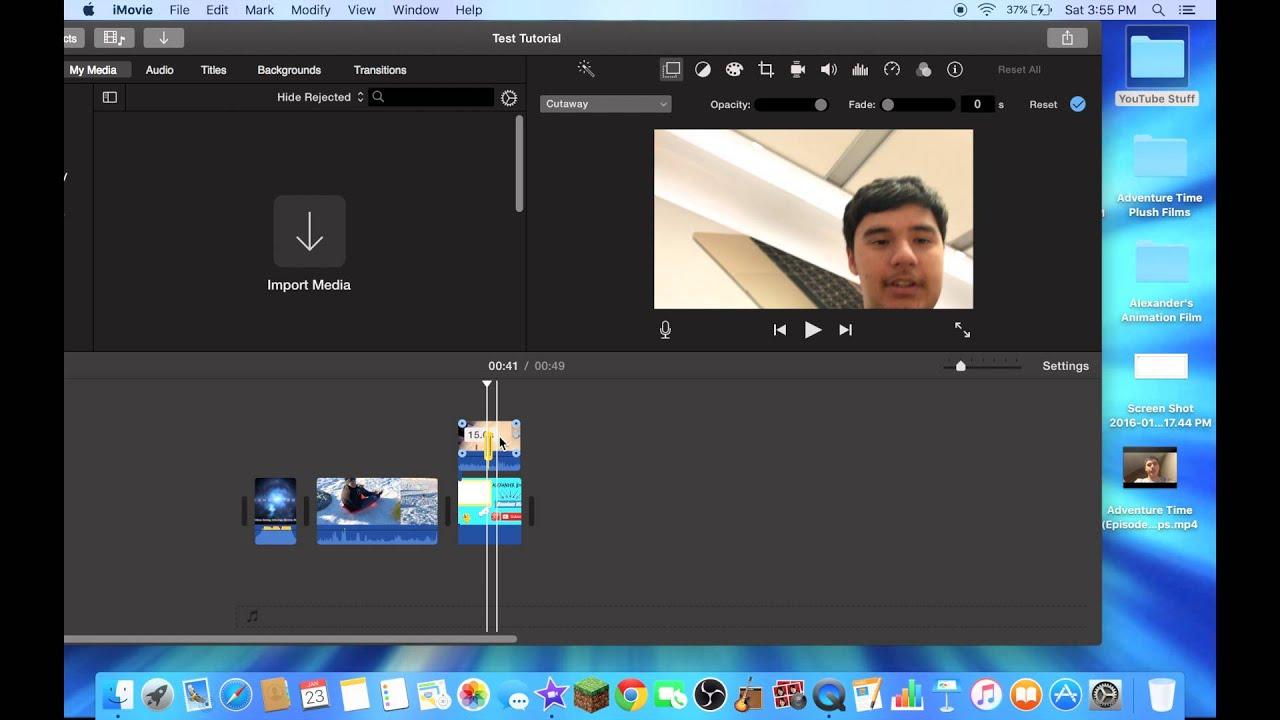 How to Edit & Export 4K Videos on iMovie (4K)