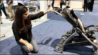 NEW Chicco Bravo for 2 Sit n Stand Double Stroller SNEAK PEEK