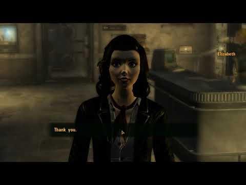 Bioshock Elizabeth New Vegas Companion Mod Quest And Reaction
