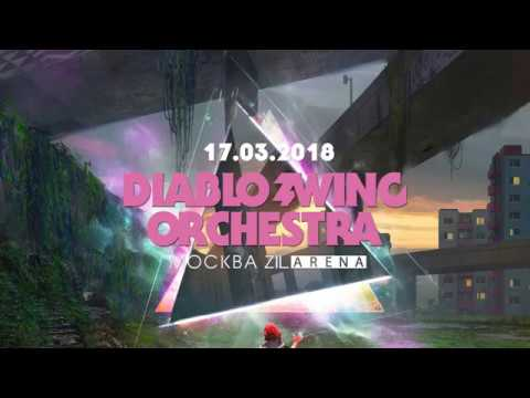 Diablo Swing Orchestra - Lucy Fears the Morning Star. Moscow ZIL Arena 17/03/2018