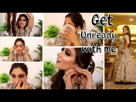 Download real struggle || Get unready with me for engagement look