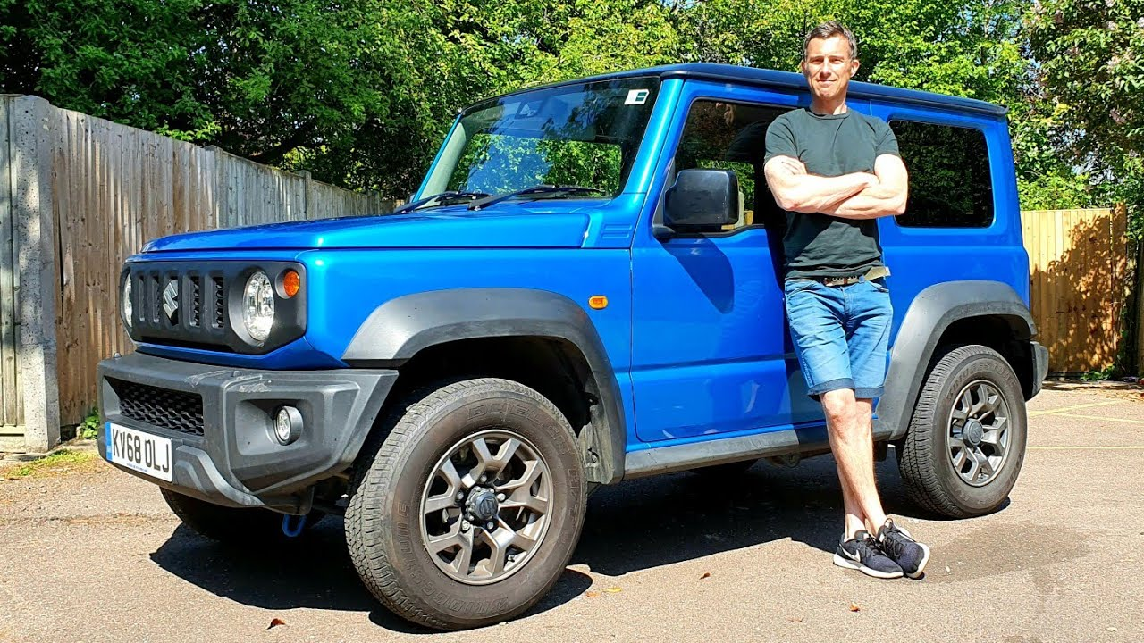 'MY' Suzuki Jimny review and how I'm giving it 200hp!