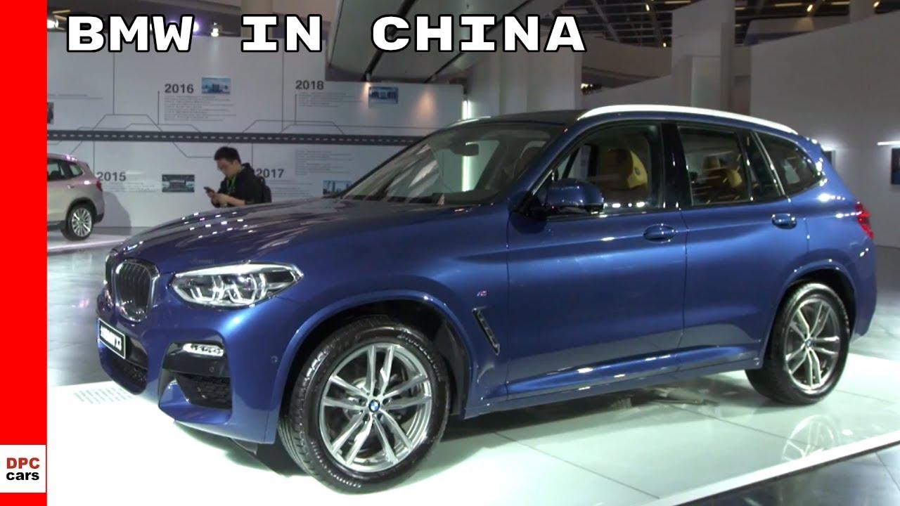 2019 bmw x3 suv  u0026 bmw 3 series e46 on display at china factory