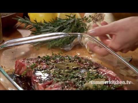 How To Prepare Steak For Grilling