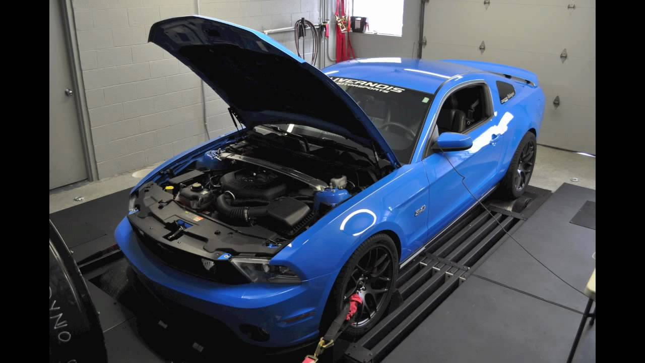 2011 Mustang Gt Cold Air Intake Install Tune Youtube Steeda Focus Fuse Box Cover