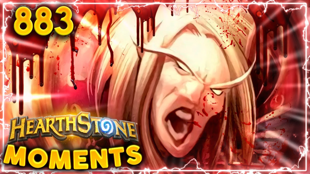 Hearthstone Daily Moments Ep.883 Galerisi