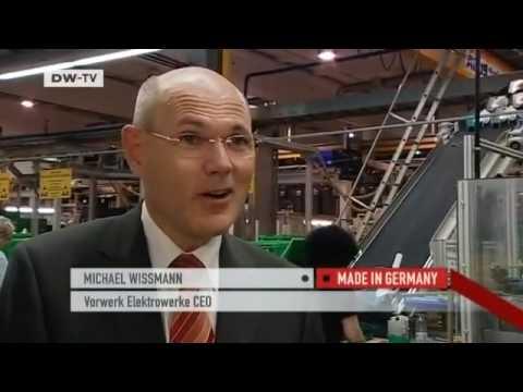 Made in Germany | Energy-efficiency at Vorwerk