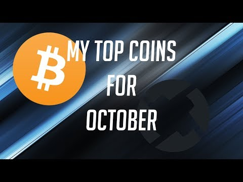 Top Coins To Watch in October