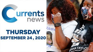 Currents News full broadcast for Thurs, 9/24/20 (Catholic news)