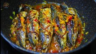 Cá Nục Kho Rim Hết Tanh Lại Rất Thơm Ngon Bắt Cơm Vô Cùng |  Ăn Gì Đây