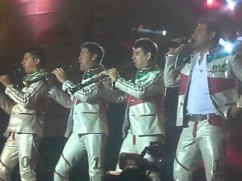De ti enamorado Banda ms Travel Video