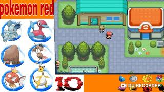 Pokemon red capitulo 5