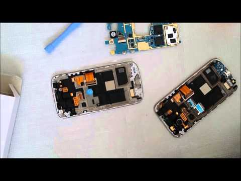 Sostituzione display Samsung Galaxy S4 mini I9195 - Display Replacement