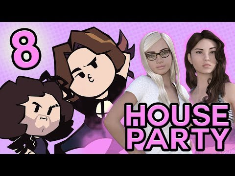 House Party: (Not) Finale - PART 8 - Game Grumps