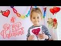 Поделки - 14 февраля Мастер Класс 3 Поделки Для детей Делаем сердечки Подарки Делаем сами | Златуня