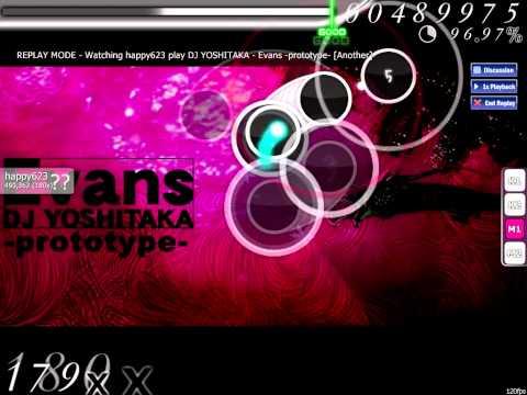 DJ YOSHITAKA - Evans -prototype- [Another]