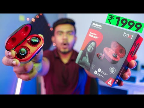 boAt Airdopes 441 TWS Earphone Unboxing and Review | Best Earbuds Under 2000!