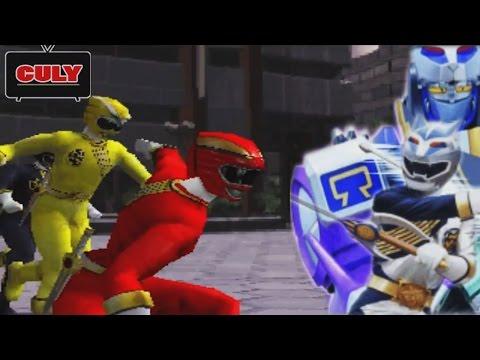 Trò chơi Siêu Nhân Gao thu phục Sói Bạc robot Gao Hunter thợ săn power ranger wild force Gaorangers