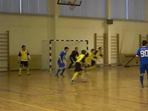 University of Latvia goals vs RTU