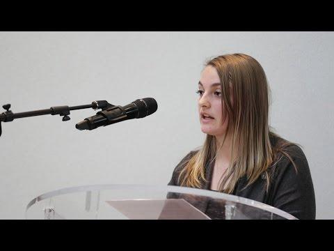 Concours d'éloquence 2016 : Morgane Jourdain streaming vf