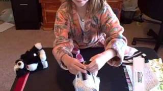 How To Make Your Own American Girl Doll Clothes Part 1