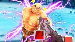 Annhilating Gladiators with the Magic Machine Gun! Gorn Mods! - Gorn Gameplay - VR HTC Vive