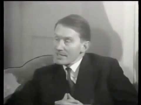 Съемка человека, принявшего мескалин  [Эксперимент BBC 1950г]