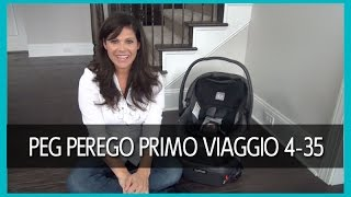 Peg Perego Primo Viaggio 4-35 Infant Car Seat | Baby Gizmo