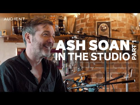 Ash Soan on Session Drumming and Recording - In The Studio With Ash Soan Pt. 1