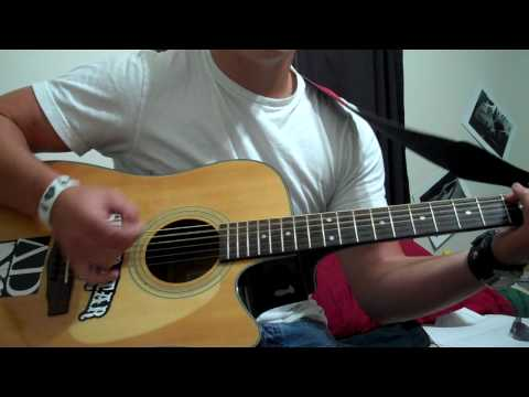 chicks dig it (chris cagle) acoustic cover