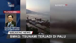 Pasca Gempa, Tsunami Terjadi di Palu, Donggala, dan Mamuju