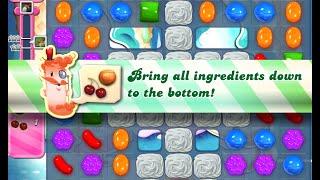 Candy Crush Saga Level 503 walkthrough (no boosters)