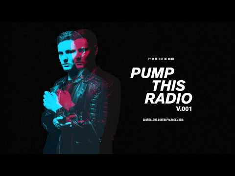 Alpharock - Pump This Radio 001
