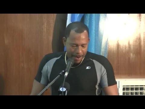 AJ (Augustin Jeremie) Pedi Gwes Ministry Of Health 2015