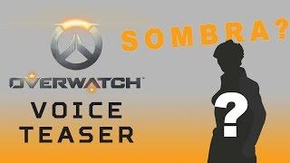 OVERWATCH | Sombra