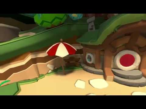 Lucky's Tale 2015 Gameplay Trailer