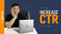 How to Write the Perfect Title Tag to Increase Your Click Through Rate (CTR)