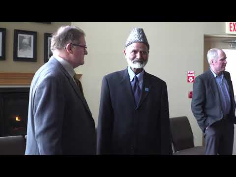 New Mosque opened in Ontario Canada