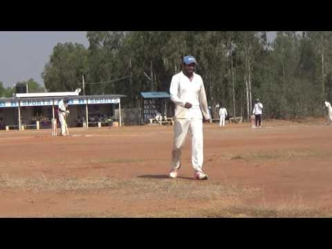 ABR Sports Challenger Series XIX: Final Slam Bangalore vs  Goldman Sachs Innings1