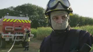 Production reportage pour Orange : les sapeurs-pompiers volontaires