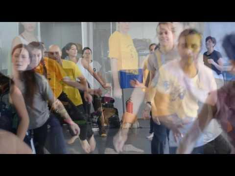 Afro-Brazilian dance Class by Stella Spyrou