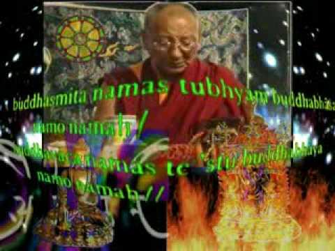 MANJUSHRI-NAMA-SAMGITI ❤☀ KHENCHEN PENTSE RINPOCHE