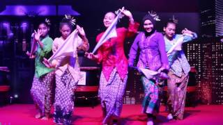 Malaysia National Day Performance in Jakarta, Indonesia