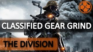The Division 🔴 Classified Gear Grind | PVP Survival | PC Gameplay