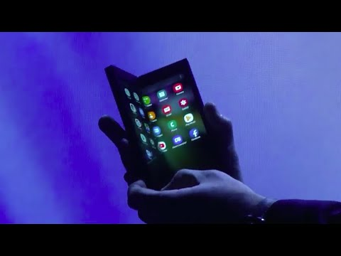 Samsung Foldable Smartphone Will Be $2,000 Flop